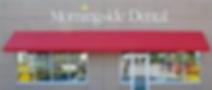 The Mornngside Dental storefront
