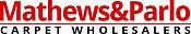 Mathews and Parlo Carpe Wholesalers logo