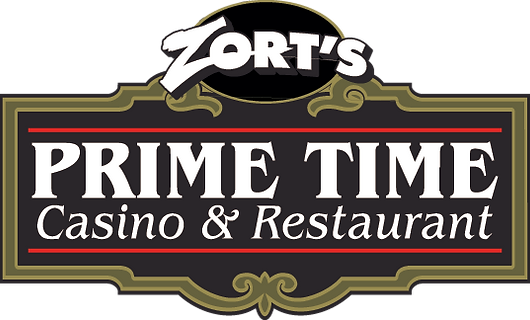 Zorts Prime Time Casino and Restaurant Logo