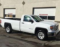2017 GMC1500 Reg Cab Long Box