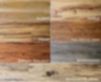 Wood Flooring, Aldar, Pear, Ebony Walnut,Apple,Majestic Oak, Barnwood, and Whiskey Barrel.