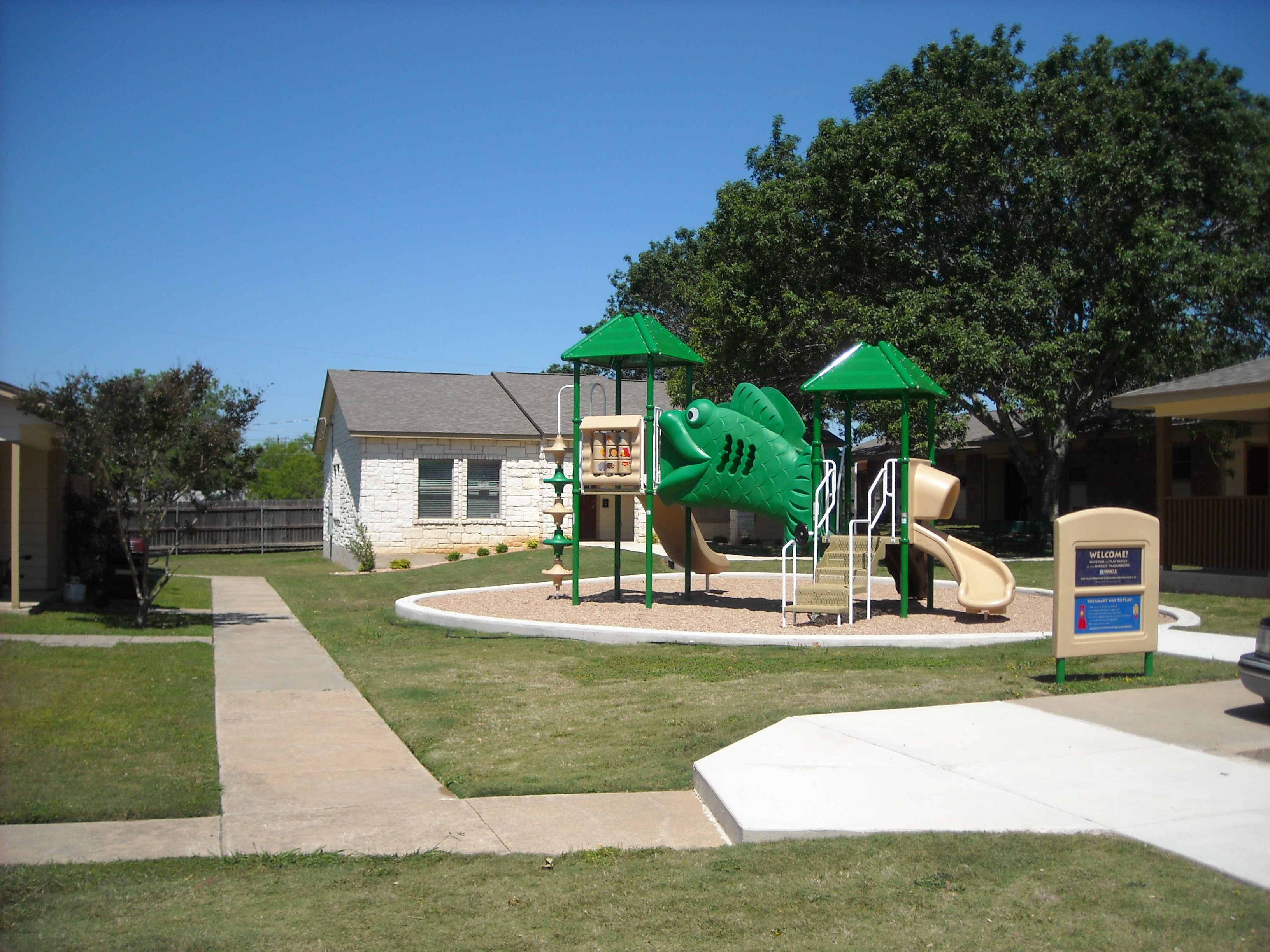 Northgate Apartments Playground