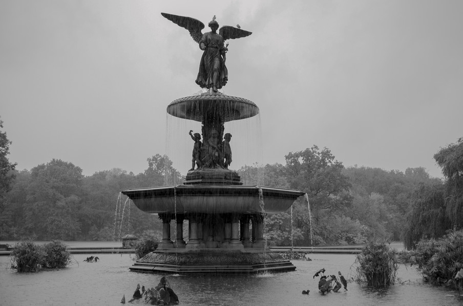 LOCKDOWN NYC: NEW PHOTOGRAPHS BY IANNIS DELATOLAS