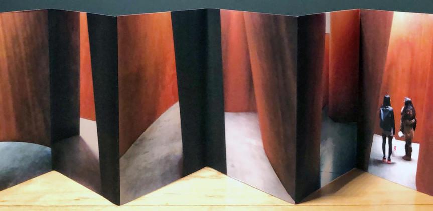 Richard Serra Junction/Cycle (2011)