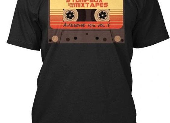 Guardians of the Mixtape T-Shirt