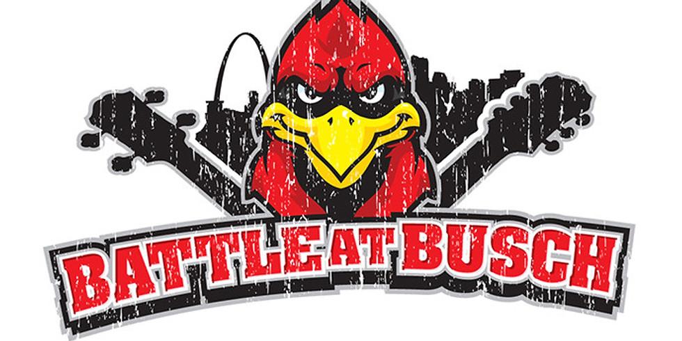 105.7 The Point - Battle At Busch - Busch Stadium (Cards vs Braves)
