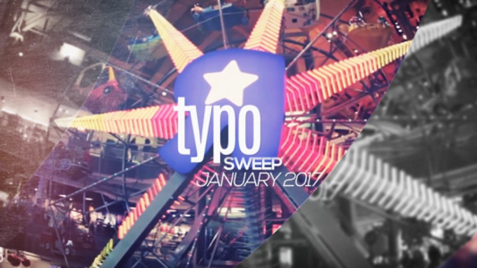 Typo Sweep
