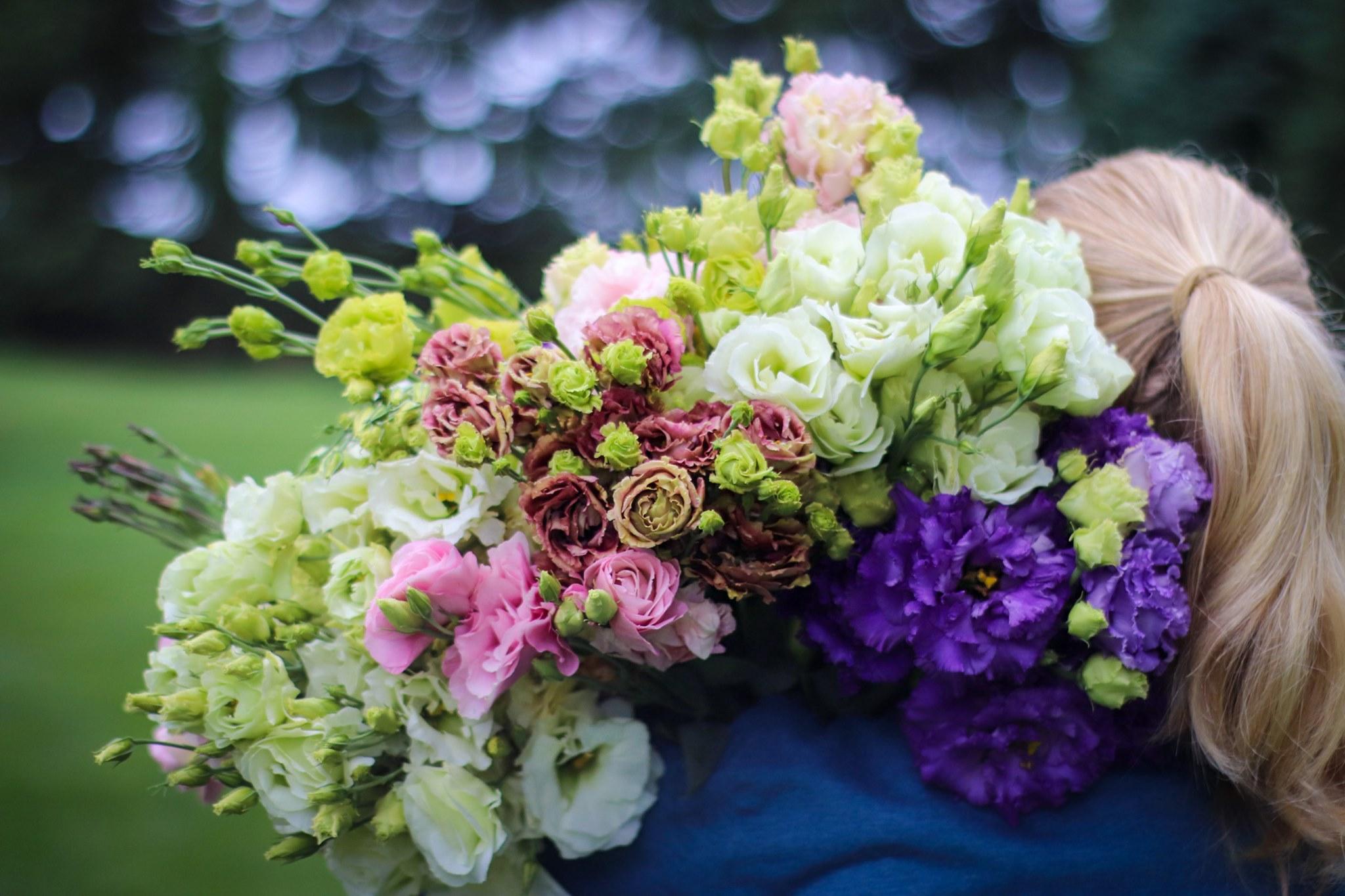 l flowers