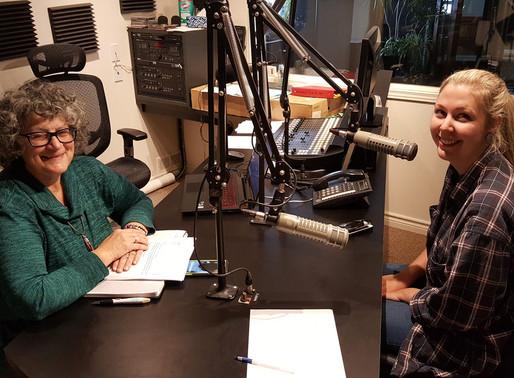 Radio Interview & OFA Election