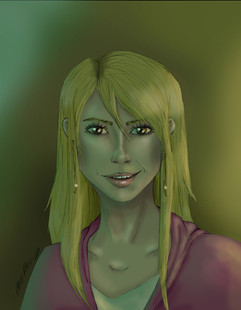 Doctor Who - Rose Tyler (on the TARDIS)