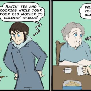 Cookies n Tea