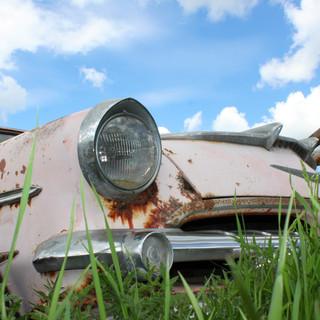 Grandmother's Car
