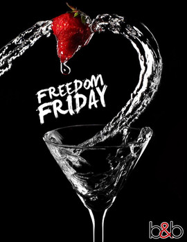Freedom Friday Poster 1