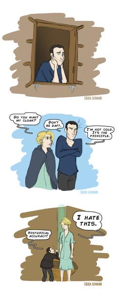 Doctor Who - Doodle dump