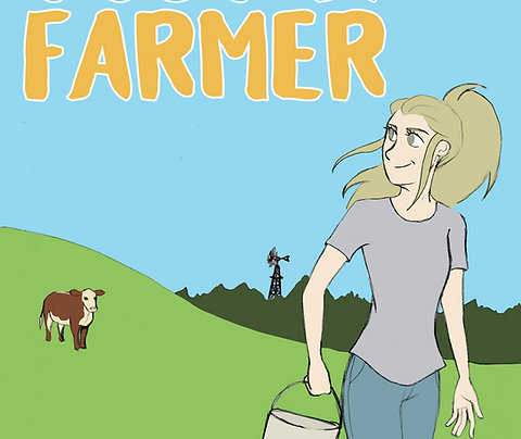 Just A Farmer - Children's Book