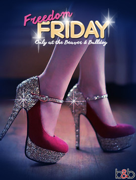 Freedom Friday Poster 3