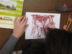 Курсы живописи, рисунка, батика для взрослых в удобное время в Екатеринбурге