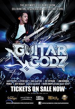 Guitar godz guitar legends show