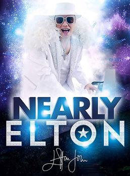 Nearly elton elton john Tribute show