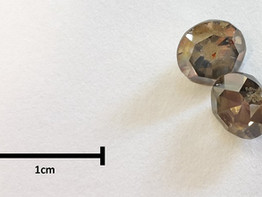 Ultra-thin slices of diamonds reveal geological processes