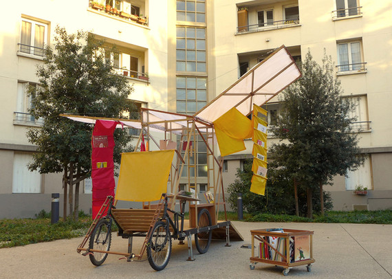 BIBLIOTHEQUE MOBILE