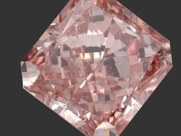Largest Pink Lab-grown diamond unveiled