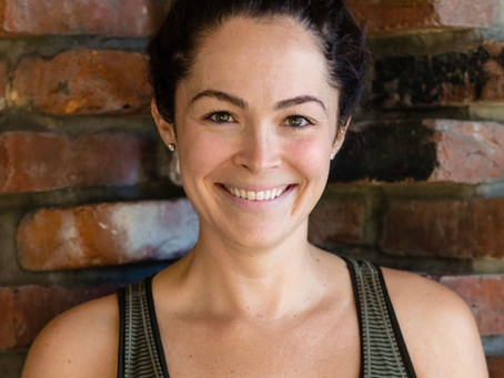 Meet Blythe: Pioneer, Yoga instructor, Child Therapist, Wife, Mom of two Kids, and our Instructor!!