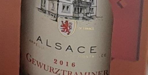 GEWURZTRAMINER - Vin d'Alsace