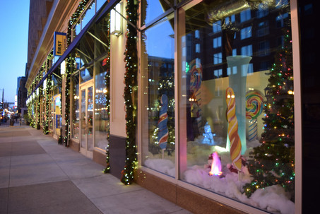Commercial Christmas Light Installers
