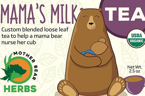 Mama's Milk Tea