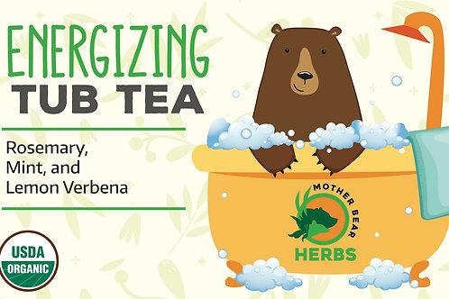 Energizing Tub Tea