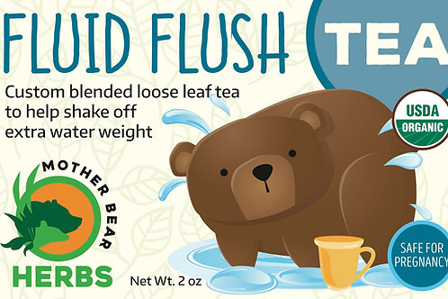 Fluid Flush Tea