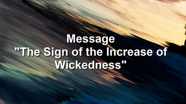 June 28 2020 - Sign of the Increase of W