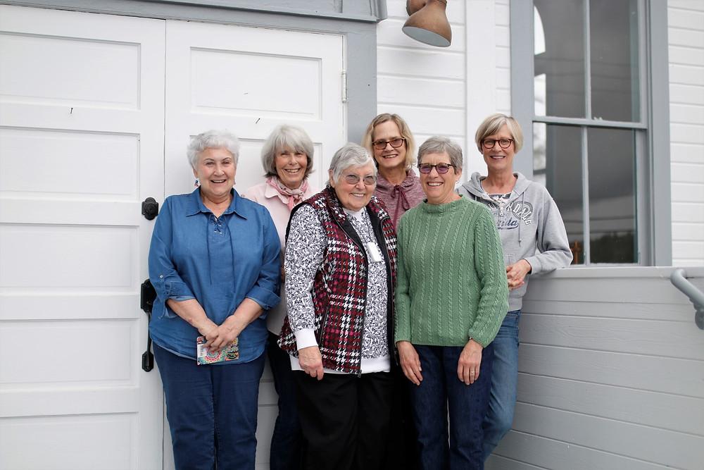 Lummi Island Congregational Church faith community nurses and health ministers.