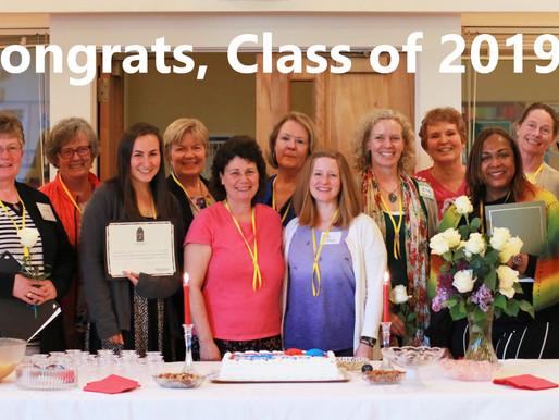 Ten New Faith Community Nurses Graduate from Foundations Course