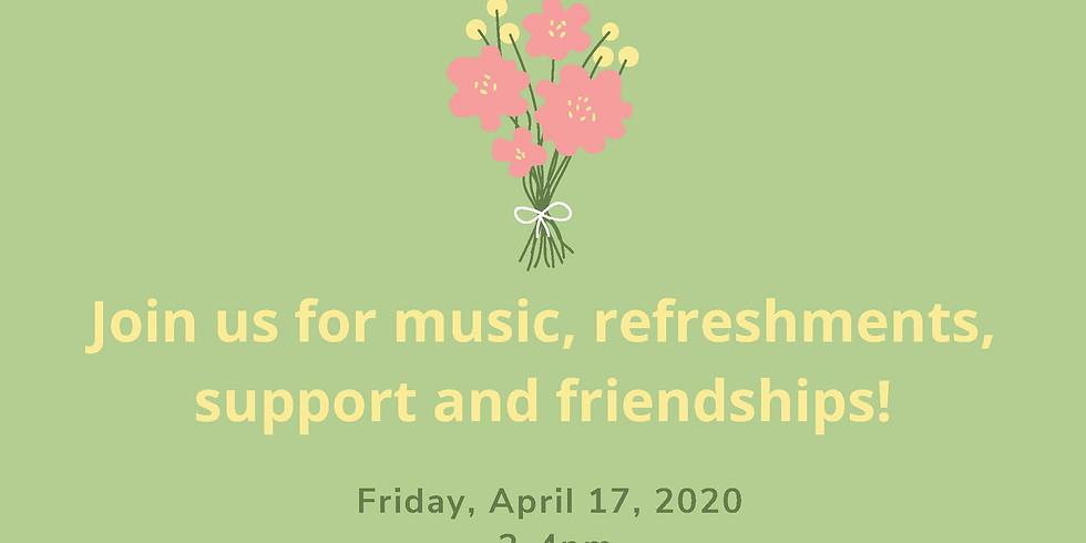 Dementia Friendly Spring Social