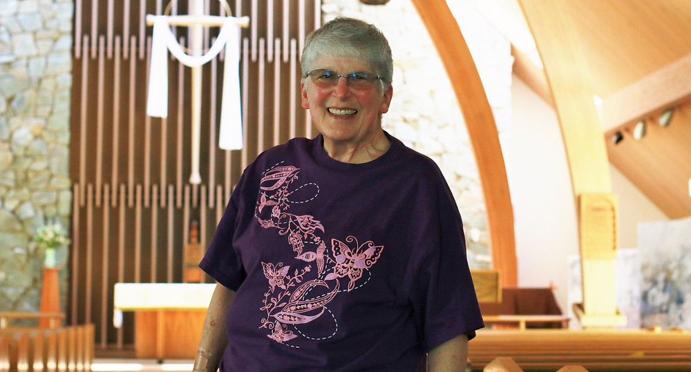 Barb Cheyney, FCN St. Paul's Episcopal, Mount Vernon, health ministries network