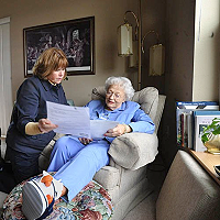 Faith Community Nurses Serve Congregation Members, Body and Soul