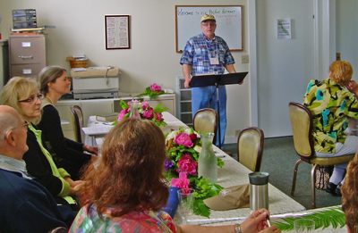 Faith Community Nurses meet on Lummi Island