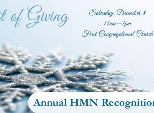 Spirit of Giving: Annual HMN Recognition Lunch