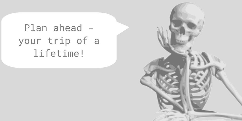 """Postponed: Death Cafe - """"pop up"""" version"""