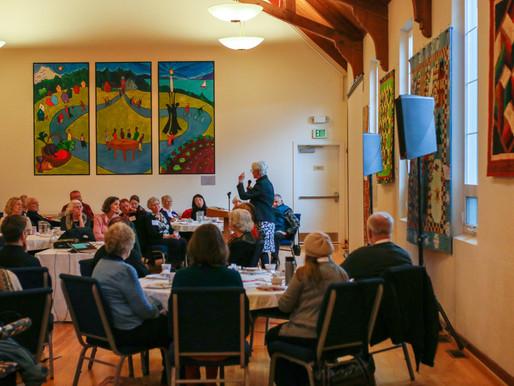 Faith Community Leader Breakfast: A Great Success!