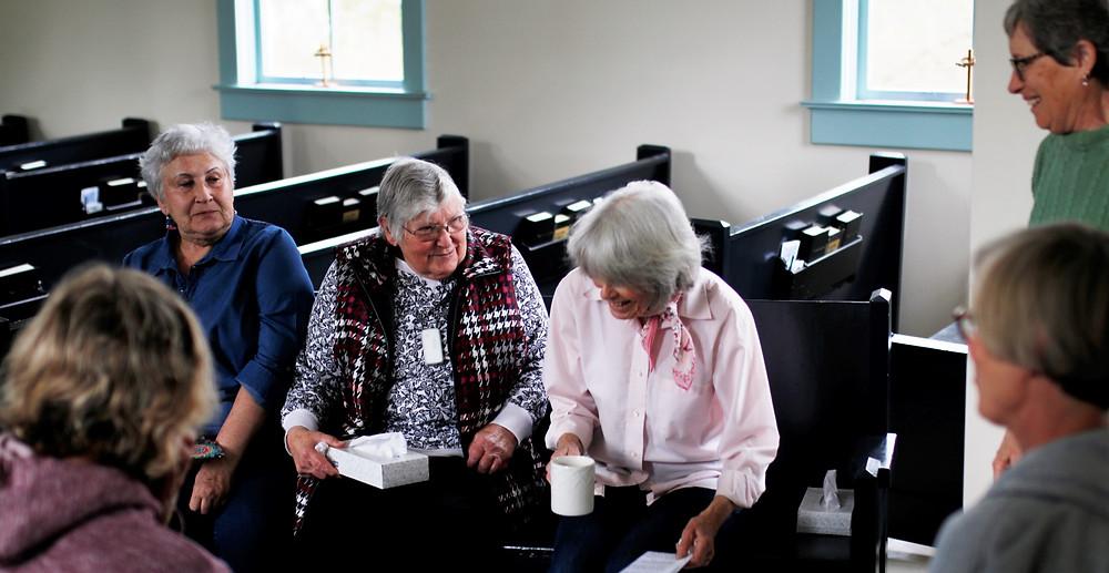 Lummi Island Congregational Church faith community nurses and health ministers