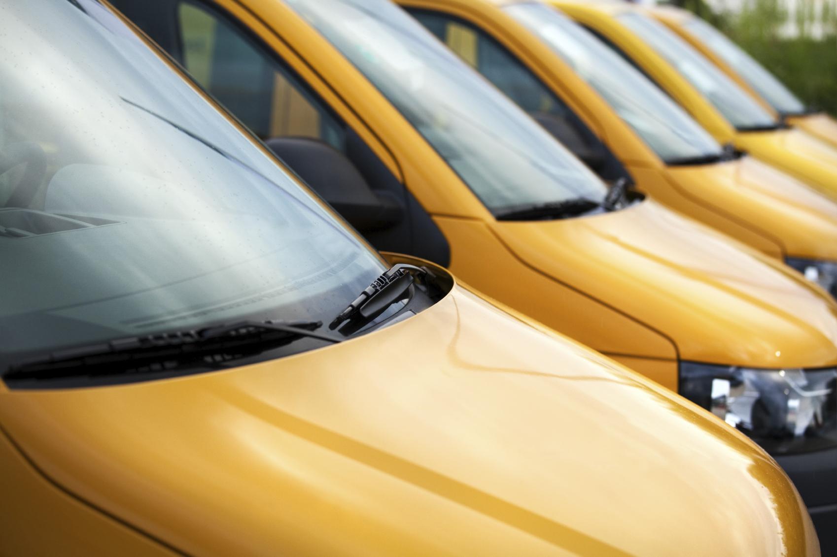 Aplicaciones para Taxis