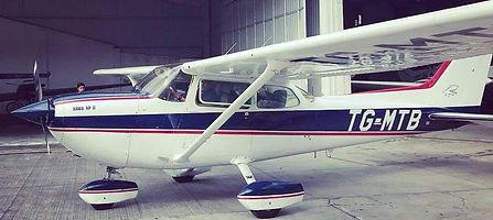 Cessna172xp TG-MTB