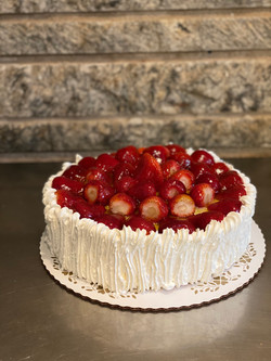 Cake (Strawberry Shortcake)