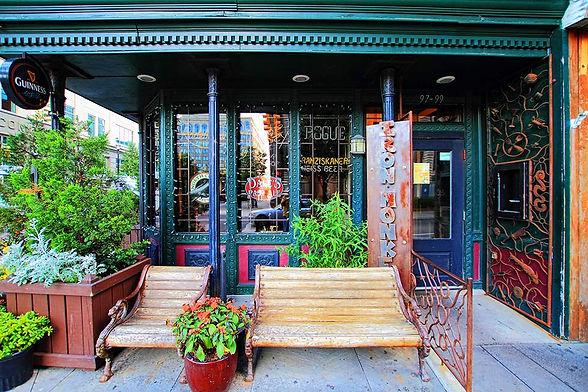 Iron Monkey Jersey City Bar Restaurant f