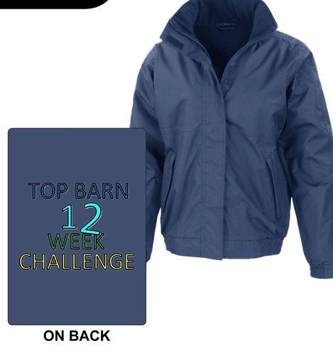 12 Week Challenge Blouson Jacket