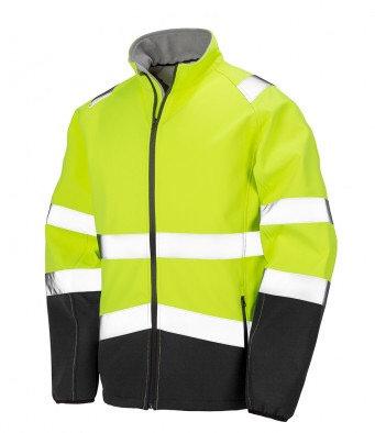 Soft Shell High Visibility Jacket