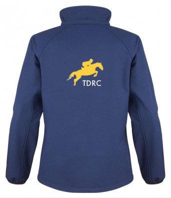 TDRC soft shell jacket